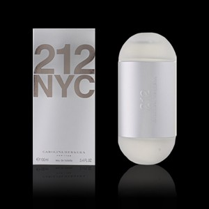 Bild von 212 eau de toilette vaporizador 100 ml